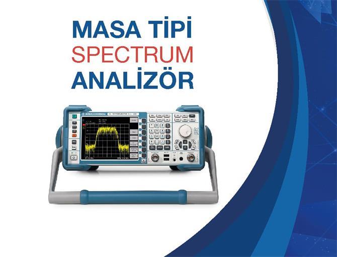 231837-TABLE TYPE SPECTRUM ANALYZER-Kocaeli University Technology Park Co. Inc.