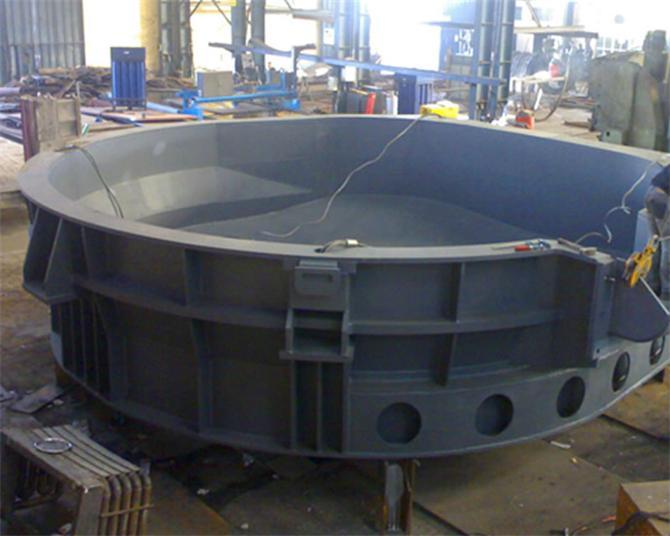 54236-Electric arc furnace-Sermak Metal Otomotiv Ins.Turizm Gida San. ve Tic. Ltd. Sti.