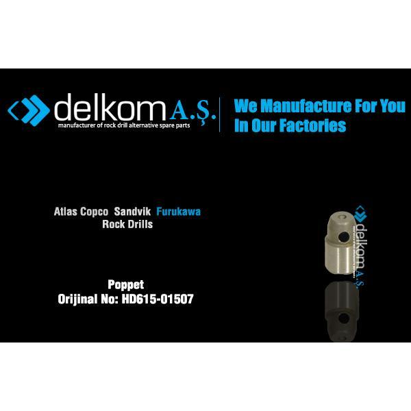 191046-Poppet valve-Delkom Delici Makinalari Ith. Ihr. San. Tic. A.S.