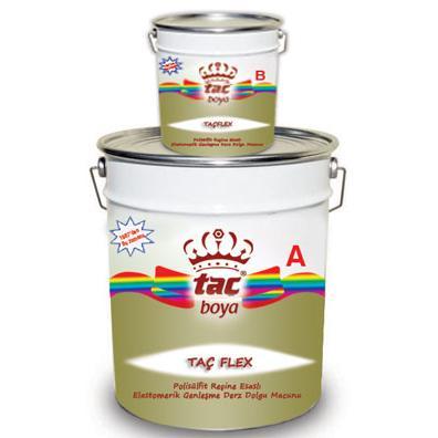 189138-TAÇ FLEX-Polysulphite Resin Based Elastomeric Expansion Joint Filler-Yeni Tac Boya San. Tic. Ltd. Sti.