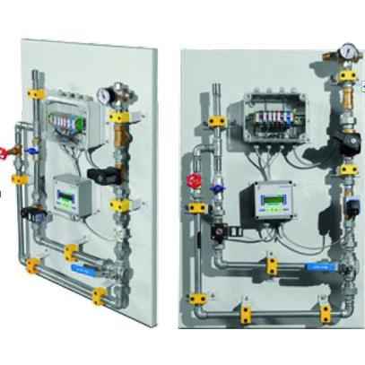 205233-Automatic Water Dampening Unit With Programmable Digital Indicator-Ozpolat Makina San. ve Tic. A.S.