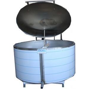 63373-Vertical Type Milk Cooling Tanks ©-Kromis Sogutma Paslanmaz - Sut Sogutma Tanklari