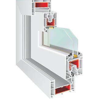 62890-Rimmed Sliding Range PVC Profiles-Karpen Plastik San.Tic.Ltd.Sti.