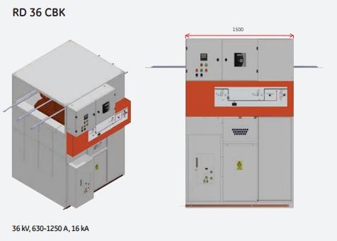 230362-Coupling Switchgear with Circuit Breaker -EKOSinerji