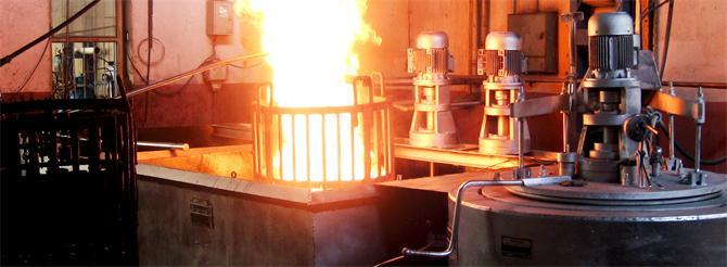 189583-Well Type Tempering Furnace-Metalurji Akdag Isil Islem San. Ve Tic. Ltd. Sti.