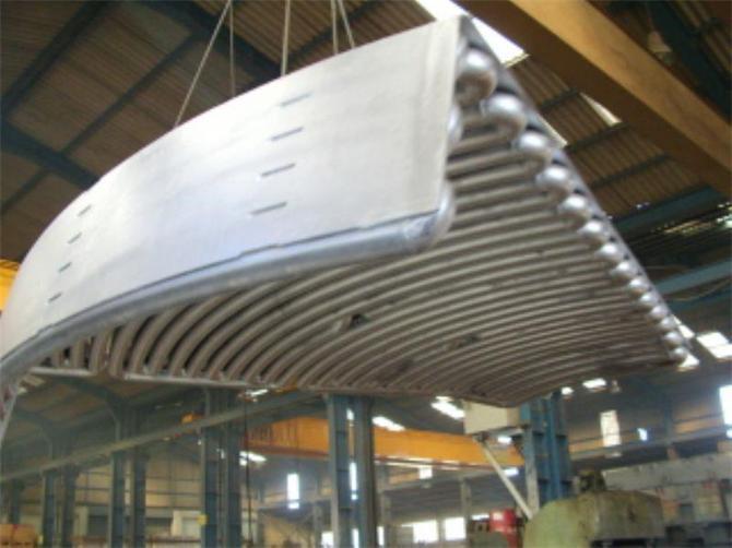 211872-Arc Furnace Cover Panels-EGS Celik San. Ltd. Skti.