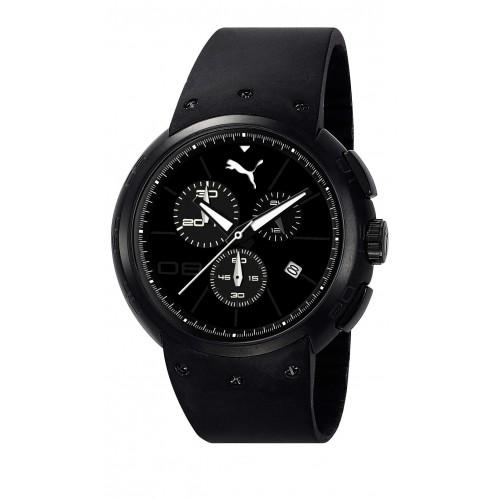 10416-Puma Siyah Saat-Aşcı Saatçilik Tic. ve San. Ltd. Şti.