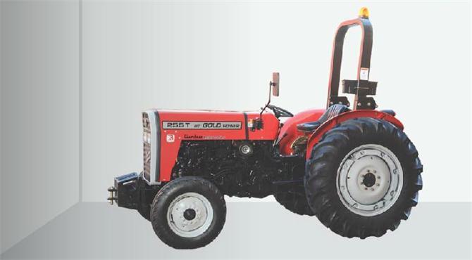 59085-255bt gold power tractors-Bozok Traktor Uretim Pazarlama San. ve Dis Tic. Ltd. Sti. - Gebze Subesi