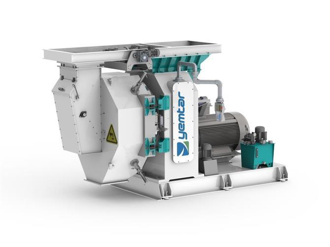 229556-TRANSMISSION PELLET PRESS-Yemtar Makine Sanayi ve Ticaret A.S.