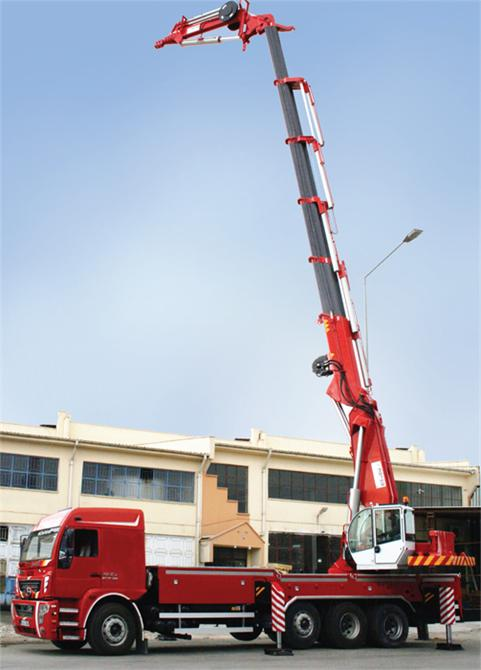 214252-Crane-Mersa Hydraulic Machinery Industry. and Tic. limited company