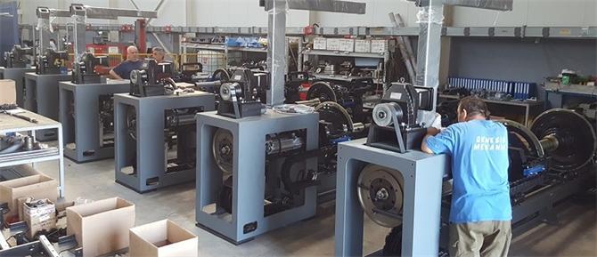 213501-Machine Production-Genesis Genel Elektrik Elektronik Sis. San. ve Tic. Ltd. Sti.