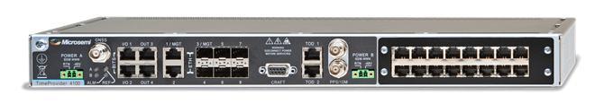 211119-Microsemi | TimeProvider 4100-Fotech Fiber Optik Teknolojik Hizmetler San. ve Tic. Ltd. Şti.