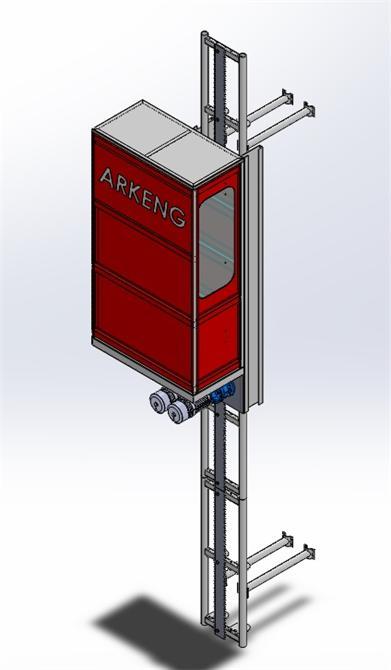 189161-Tower Crane Operator Elevator-Arkeng - Ark Kremayerli  Cephe Asansorleri Ins. Mak. San. Tic. Ltd. Sti.