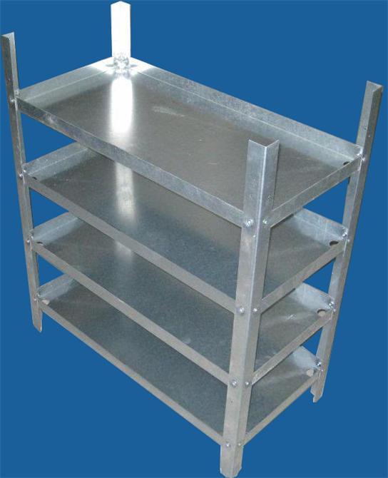 205096-Multi-Shelf Battery and Power Supply Cabinet-Iksel Elektromekanik San. ve Tic. Ltd. Sti.