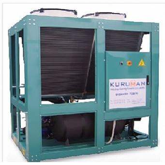 200565-Air Cooled Chiller with Screw Compressor-Kuruman Endüstriyel Soğutma Sistemleri San. Ve Tic. Ltd. Şti.