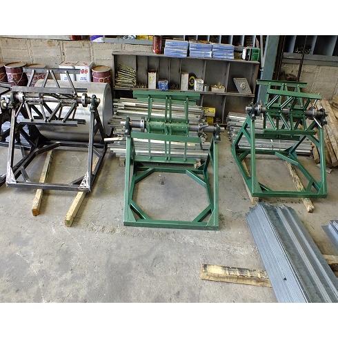 191994-Roll Opening Apparatus-Kaya Metal Ins. Taah. Ith. Ihr. San. Tic. Ltd. Sti.