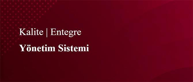 32366-Kalite Entegre Yönetim Sistemi-Bimser Çözüm Yazılım Ve Danışmanlık Ltd.