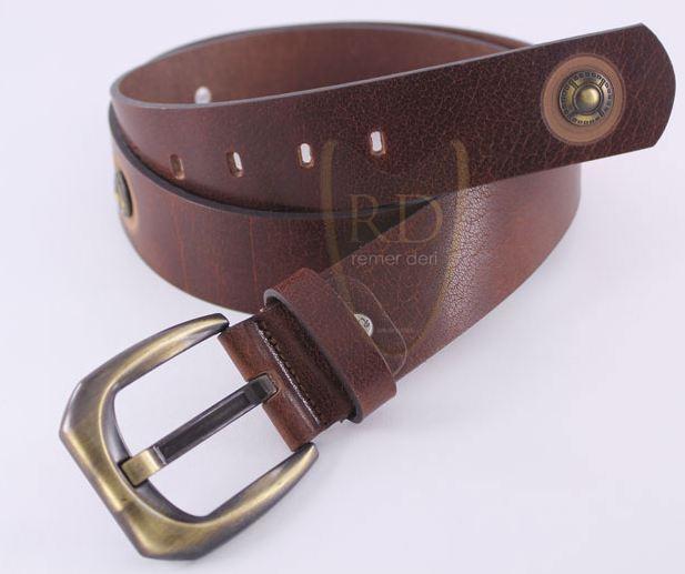 dd603acfc287 Men s brown leather belt accessories - Buy Men s brown leather belt ...