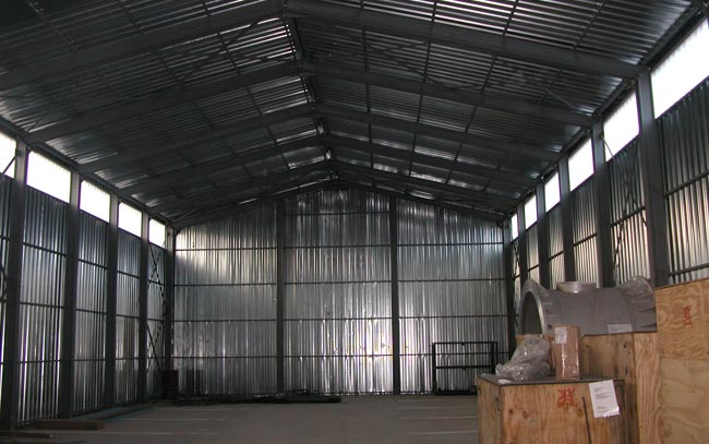 217980-Prefabricated Sheds-Aryol Prefabrik Yapi Sanayi Tekstil Tic. A.S.