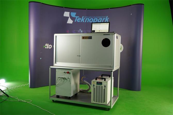 232117-LIBS Material Analysis System-Kocaeli University Technology Park Co. Inc.