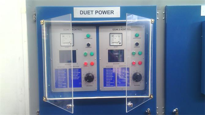 73773-Duet Power Melting Power Unit-Indemak Induksiyon Dokum Makinalari ve Insaat San. Tic. Ltd. Sti.