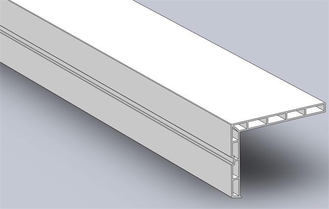 61724-60x90 cm White Moldings-Pinar Plastik Ins. ve Gida San. ve Tic. A.S.