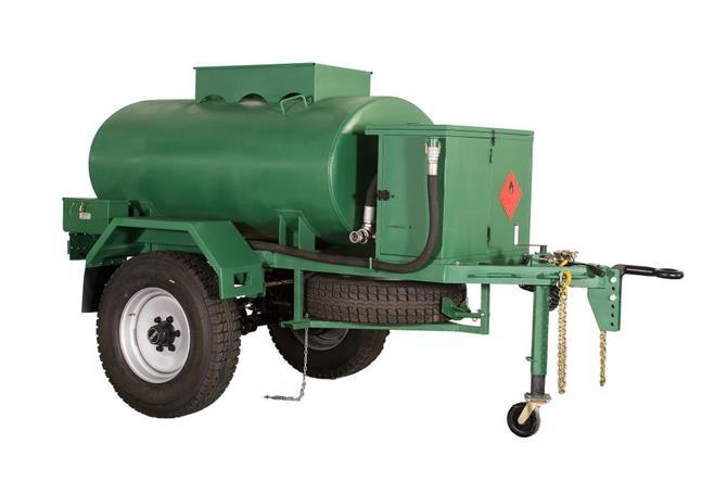 237735-Diesel Fuel Trailer-Tecimer Dis Ticaret Ltd. Sti.