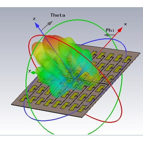 176570-Antenna for Satellite Ground Systems Development Project-RST Uzaktan Algilama ve Guvenlik Teknolojileri Bilisim Elek. Dan. Muh. Mim. Tic. A.S.
