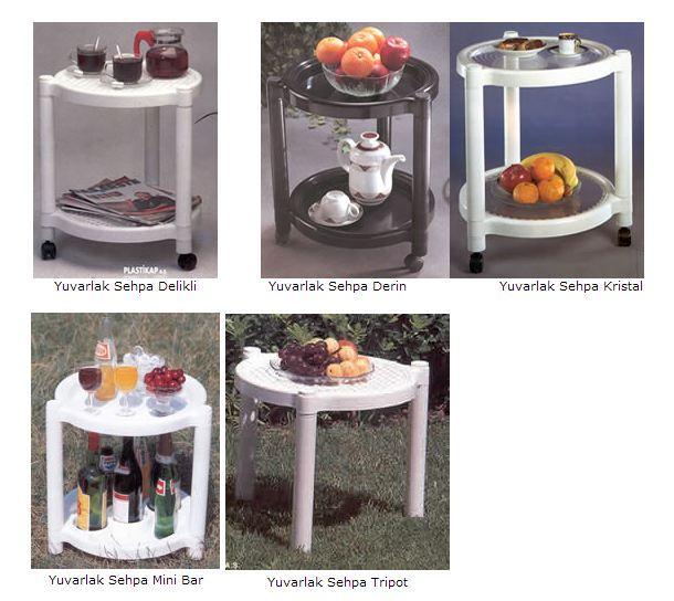 55090-Plastic furniture products-Plastikap Plastik San. Tic. A.S.