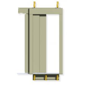 190442-Automatic Floor Door-Uygar Asansor San. Tic. Ltd. Sti.