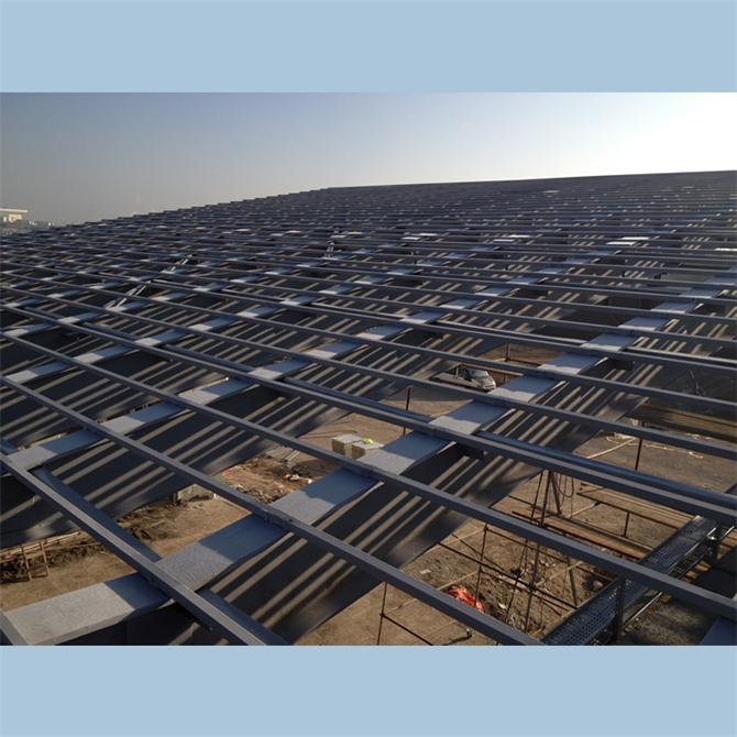 196218-Steel Roof Construction-Isci Demir Dograma Ins. Mob. Gida San. Ltd. Sti.