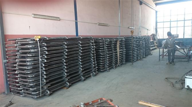 178223-Heat Exchanger Manufacturing-Kepin Muhendislik Endustriyel Insaat Demir Celik Tesisat Ve Montaj Sanayi Ticaret Limited Sirketi