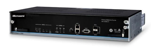211112-Microsemi | TimeSource 3550-Fotech Fiber Optik Teknolojik Hizmetler San. ve Tic. Ltd. Şti.
