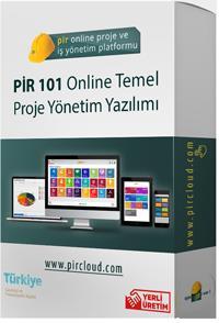 221293-PİR 101 - Online Temel Proje Yönetimi Yazılımı-YSM Software & IT Technologies