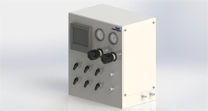 226182-LIQUID PERMEABILITY MEASURING DEVICE-Fenix Engineering Solutions