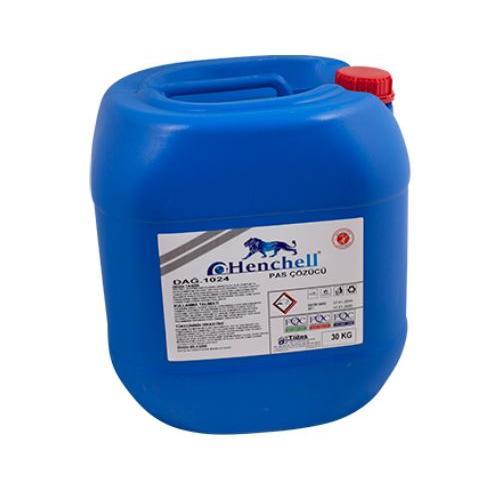 199268-Rust remover-Henchell - Tidas Kimya Kozmetik San. ve Tic. Ltd. Sti.