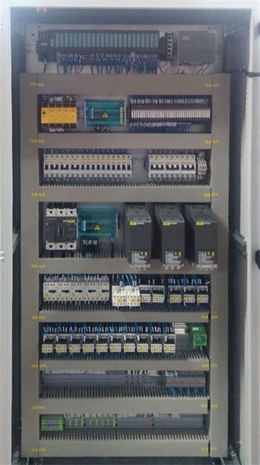 213383-Automation Panel-Eso Endustriyel Elektronik Sist. Otomasyon San. Tic. Ltd. Sti.