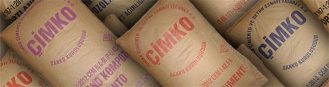 198634-CEM I 52,5 N, Portland Cement-Cimko Cimento ve Beton Sanayi A.S.