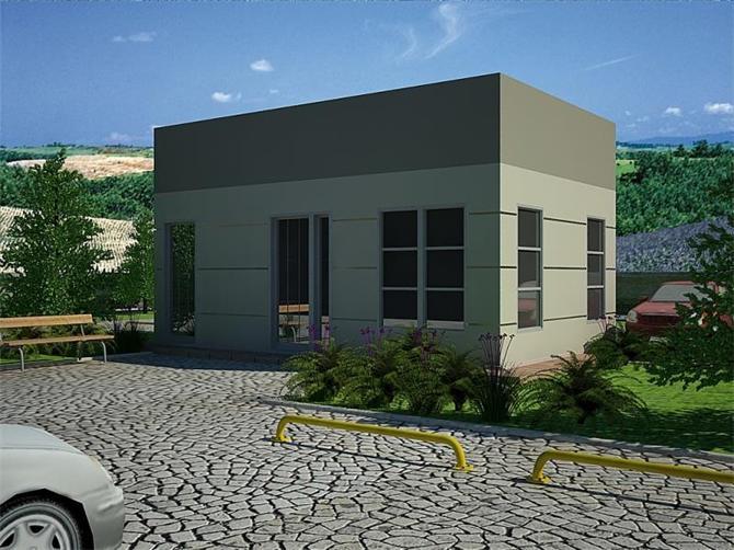 201385-Steel Construction House-Apec Celik Yapi Sistemleri San. ve Tic. A.S.