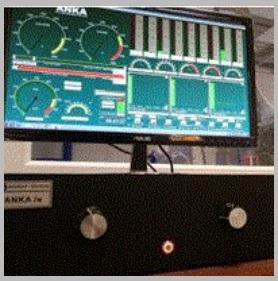 "230479-ANKA Engine / Gearbox and Dynamometer Control Unit 19 ""3HU-Galen Teknoloji San. ve Tic. A.S."