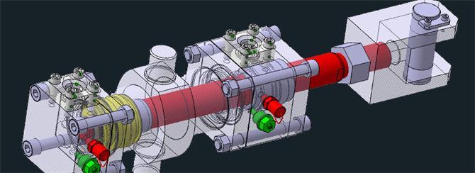 185721-Hydraulic Cylinder Miller-Hidrolift Is Makinalari ve Yedekleri San. Tic. Ltd. Sti.