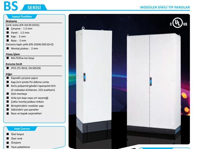 213581-Free Standing Panels-Genesis Genel Elektrik Elektronik Sis. San. ve Tic. Ltd. Sti.
