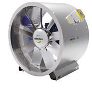53302-Axial type fume exhaust fan-Aironn Havalandirma ve Klima Sistemleri San. Dis Tic. Ltd. Sti. Gebze Subesi