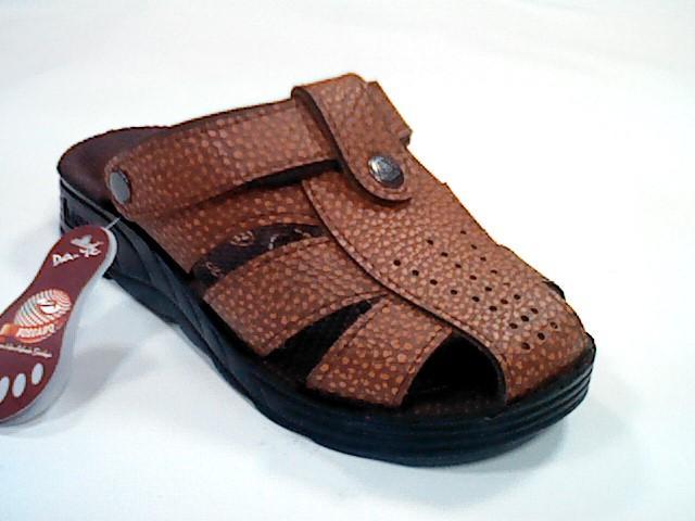 200705-Brown Boy Kids Slippers-DA-YE Poliuretan Pvc San. Tic. Ltd. Sti.