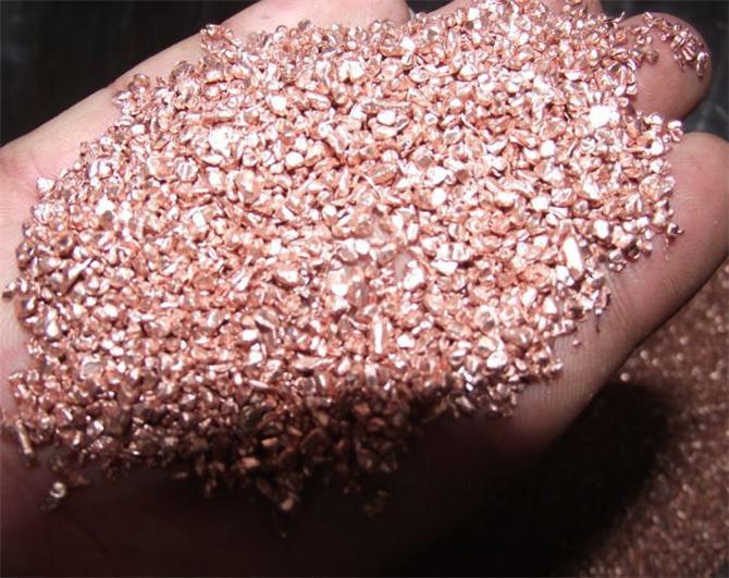 185352-Crushed Copper-Yoruk Metal San. Tic. Ltd. Sti.