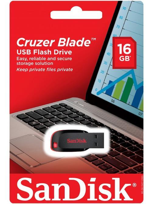 223350-SANDISK USB MEMORY 16 GB-YILKAR DESIGN