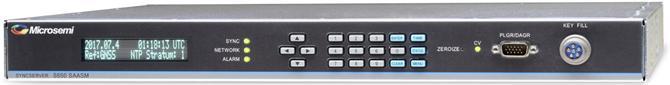 211207-Micorsemi | SyncServer S650 SAASM-Fotech Fiber Optik Teknolojik Hizmetler San. ve Tic. Ltd. Şti.