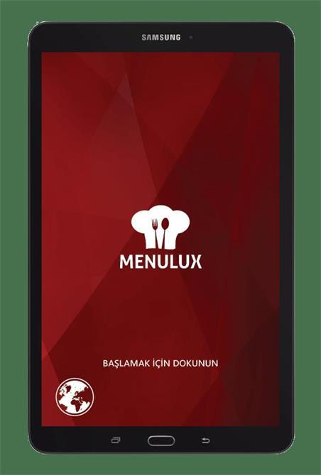 220785-Dijital Tablet Menü-Menulux Bilgi Teknolojileri Tic. Ltd. Şti.