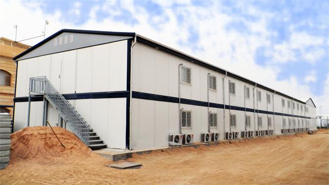 211193-Prefabrik Yatakhane Binası-Hebo Yapı San. ve Tic. A.Ş.