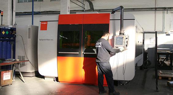 219723-Sheet Metal Processing-Renkler Mak. ve Yedek Parca San. ve Tic. A.S.